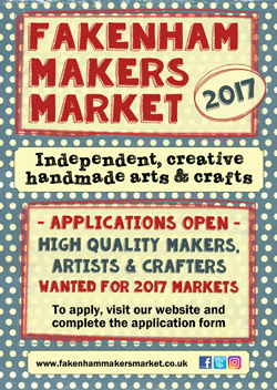 Apply to Fakenham Makers Market